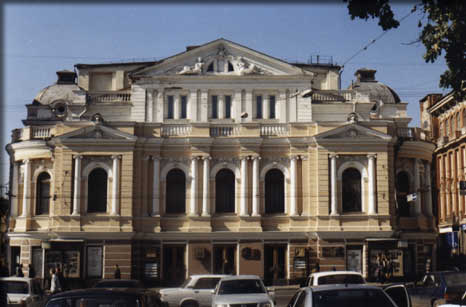 История и архитектура